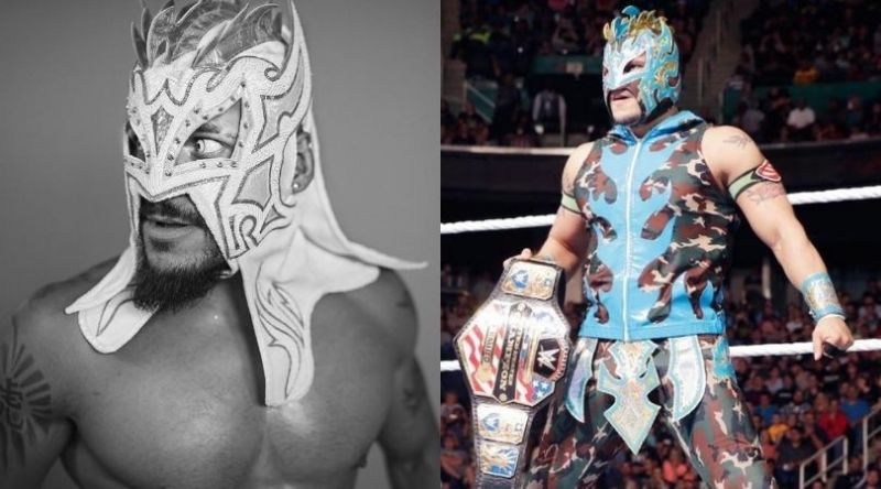 Kalisto who returned on this week
