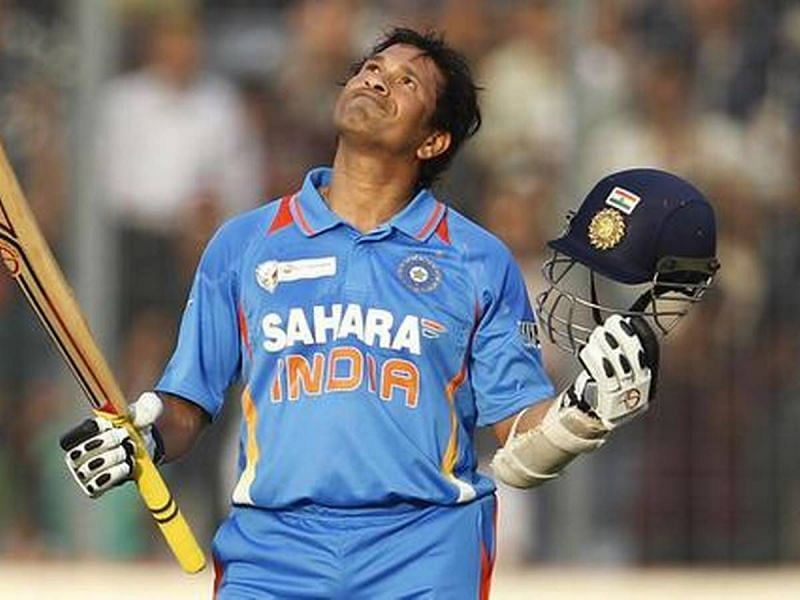 Sachin Tendulkar tops the list of the highest run-getters in a calendar year in ODIs