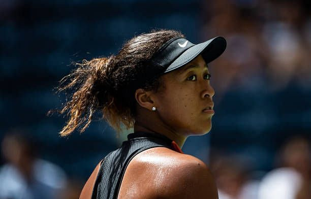 Naomi Osaka is nursing a hamstring injury heading into the match.