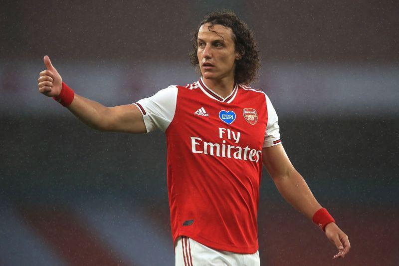 David Luiz conceded five penalties for Arsenal last season.