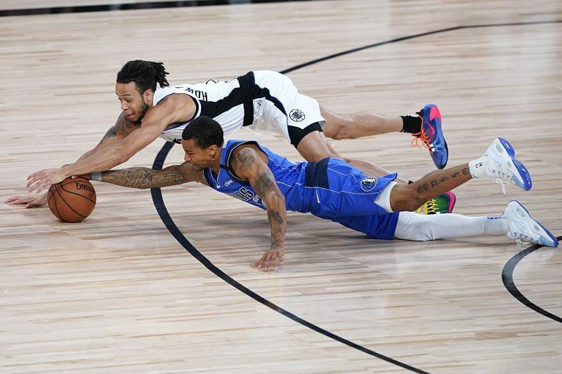 The Dallas Mavericks rallied hard in the 3rd quarter.