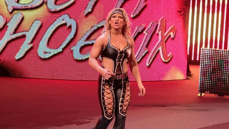 Beth Phoenix had to work through a number of struggles to get to where she is