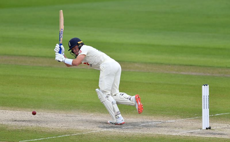 Ollie Pope has been among the runs recently