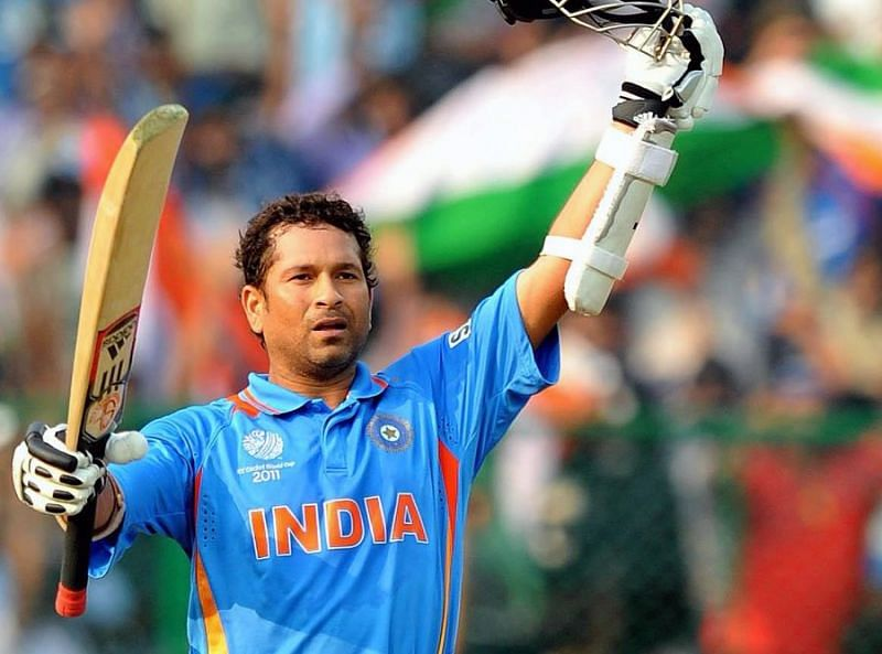 The great Sachin Tendulkar owns almost every batting record in the game of cricket