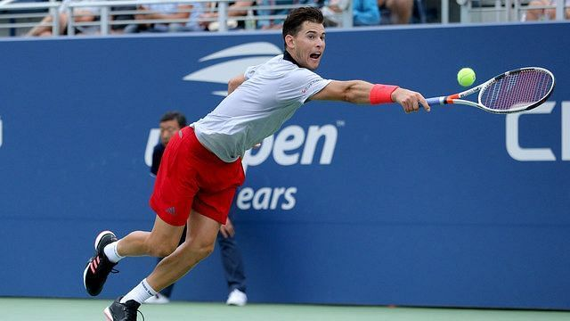 Us Open 2020 Dominic Thiem S Expected Route To The Final