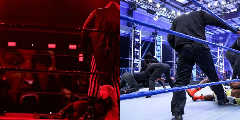 इस हफ्ते हुआ WWE SmackDown का एपिसोड काफी ज्यादा खास और जबरदस्त रहा