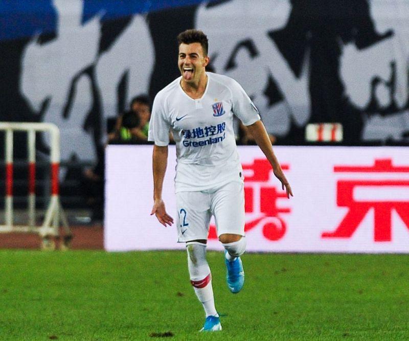 Shanghai Shenhua are set to go toe-to-toe with Dalian Pro later tomorrow