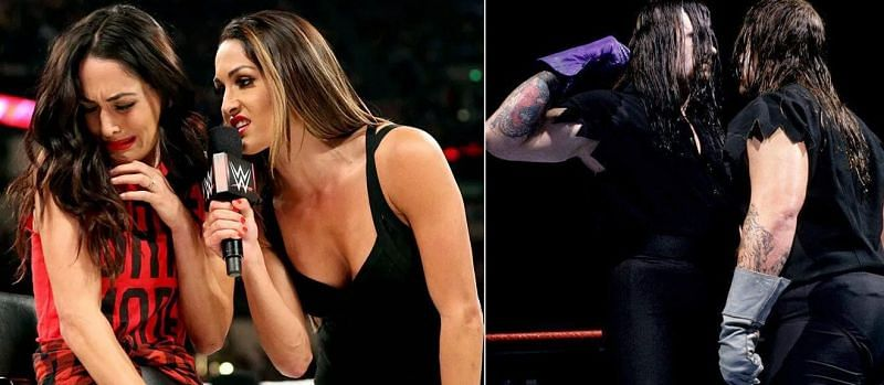 WWE has allowed many family members to feud over the years.