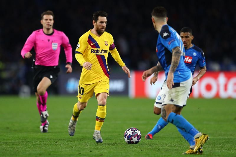 Barcelona Vs Napoli Prediction Preview Team News And More Uefa Champions League 2019 2020
