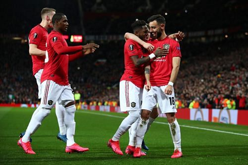 Manchester United Vs Copenhagen 5 Key Battles That The Red Devils Need To Win To Secure A Semi Final Spot Uefa Europa League 2019 20