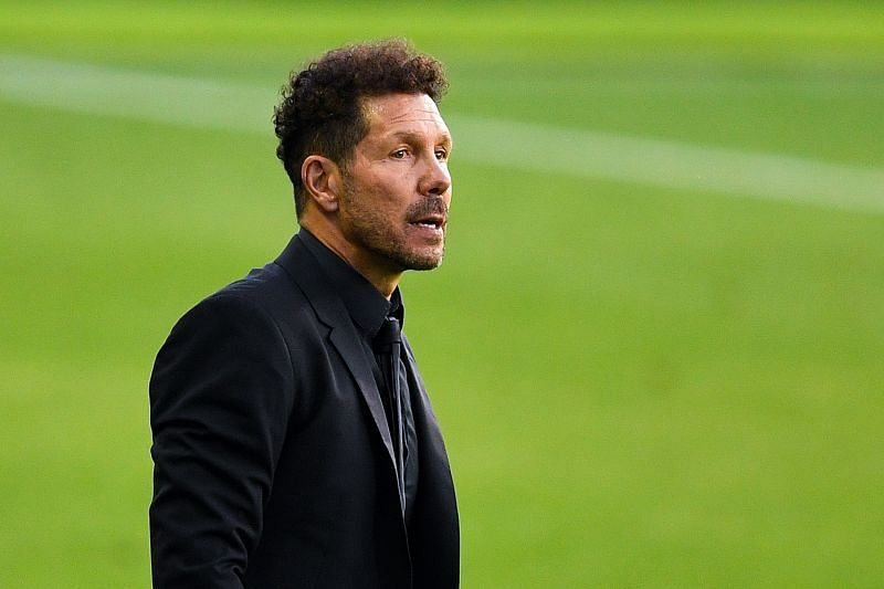 Diego Simeone has been the Atletico Madrid manager since 2011