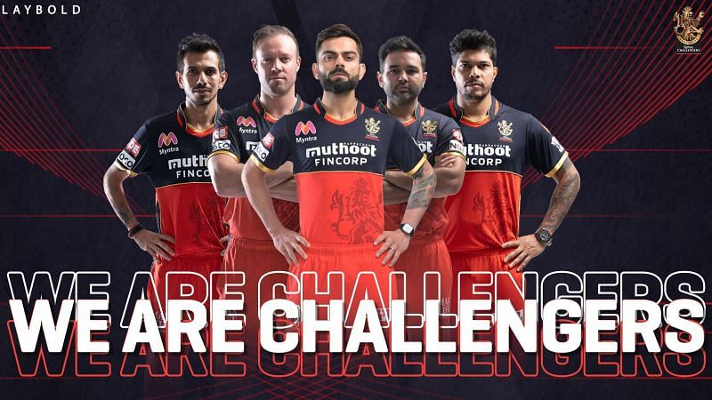 RCB have revealed their jersey for IPL 2020 [PC: RCB Twitter]
