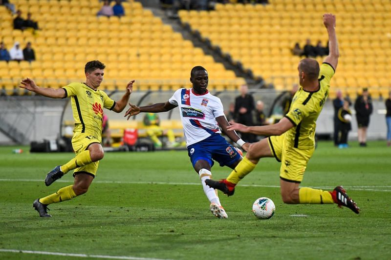 Wellington and Newcastle go head-to-head tomorrow