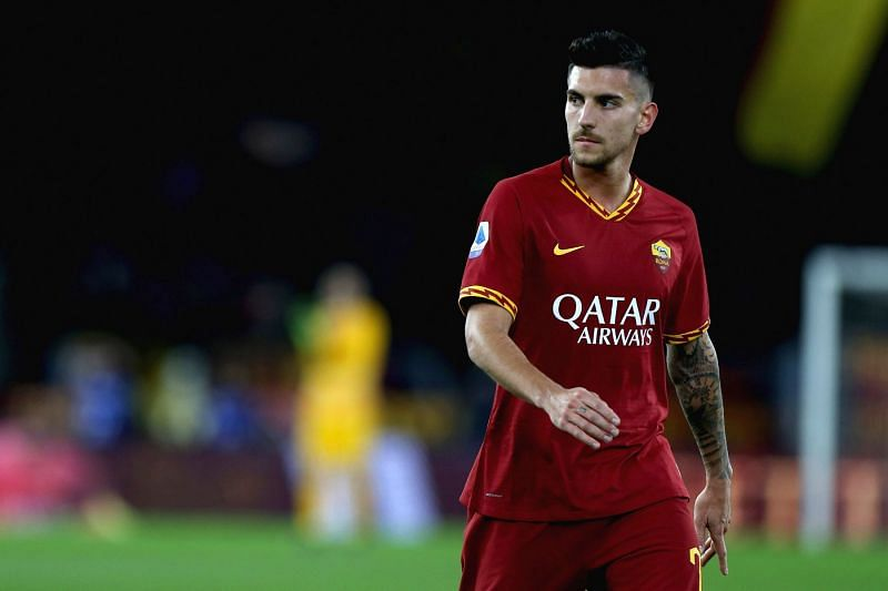 Lorenzo Pellegrini remains sidelined for AS Roma