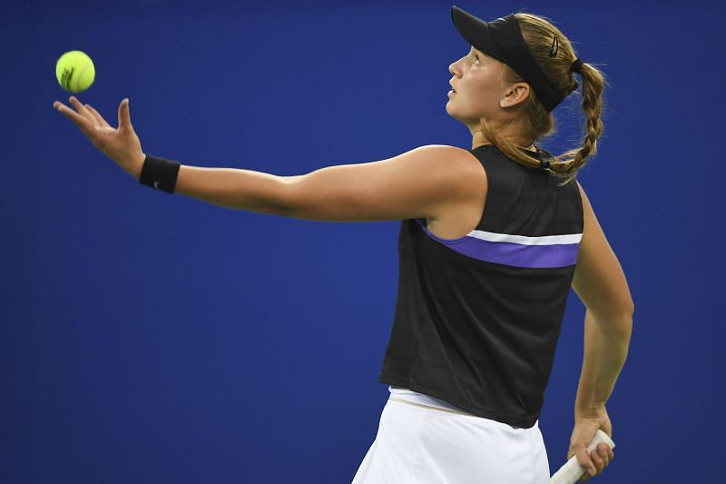 Elena Rybakina will play Katarina Zavatska in the first round of the US Open