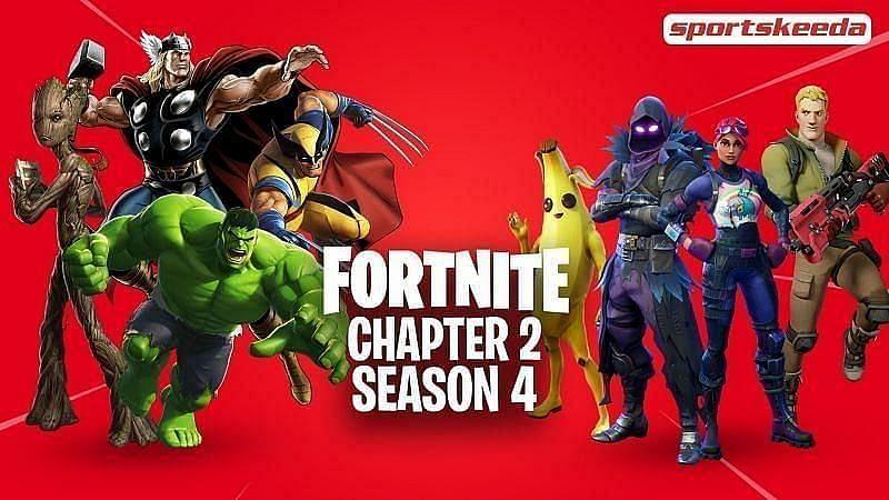 What's New In Fortnite Season 4 Fortnite Chapter 2 Season 4 When Will The Season End