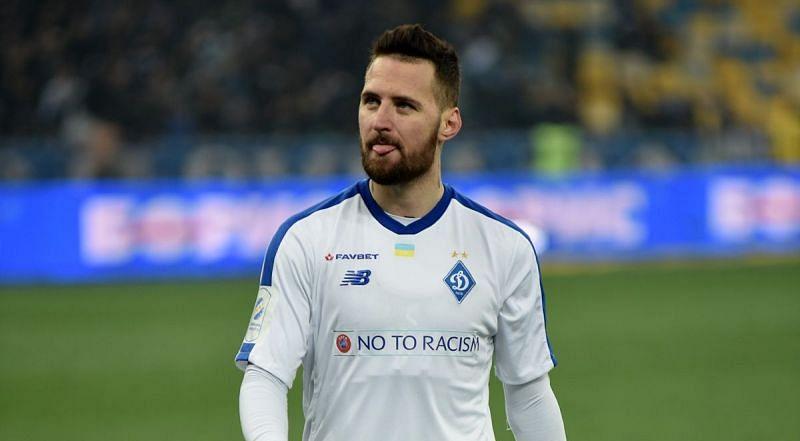Former Dynamo Kyiv star Tamas Kadar is back from suspension
