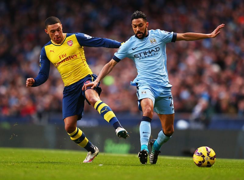 Clichy was one of a few players who swapped Arsenal for pastures new after the Invincible season