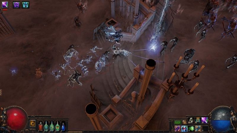 Path of Exile gameplay (Image credits: Steam)