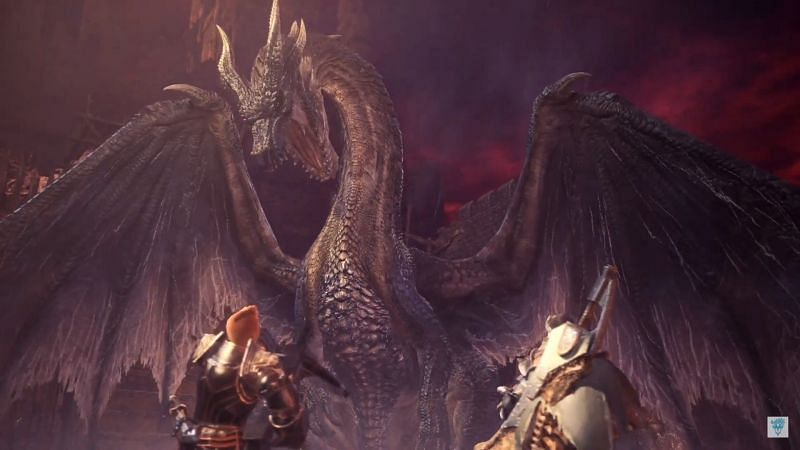 Capcom confirms Fatalis for the final Monster Hunter World update (Image Credits: Dev Diary)
