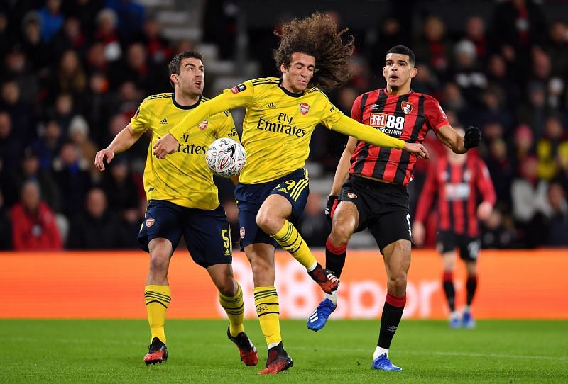 Guendouzi has not featured for Arsenal since their loss against Brighton after the restart