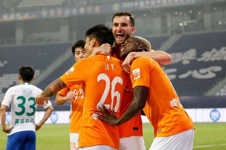 Wuhan Zall will aim to return to winning ways when they face off against Tianjin Teda in the Chinese Super League