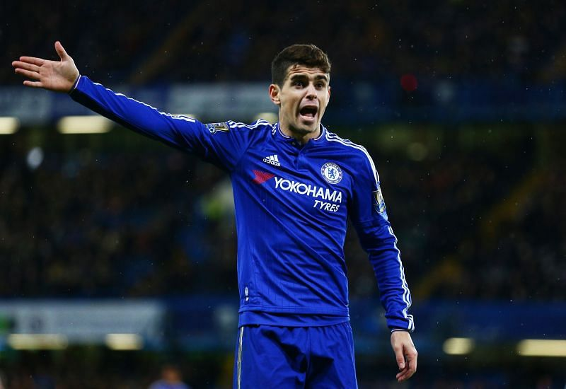 Oscar is still good enough to play in the Premier League