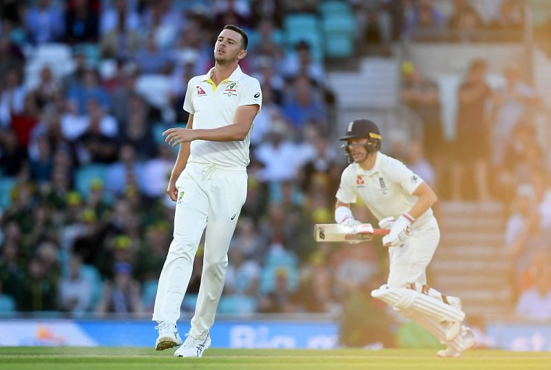 Josh Hazlewood believes that only one review per innings per team is enough in Tests