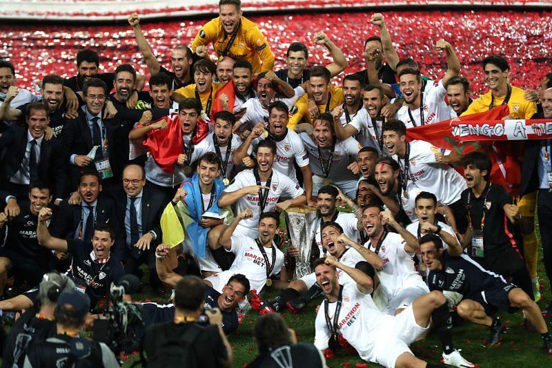 सेविया ने छठी बार जीता यूएफा यूरोपा लीग खिताब