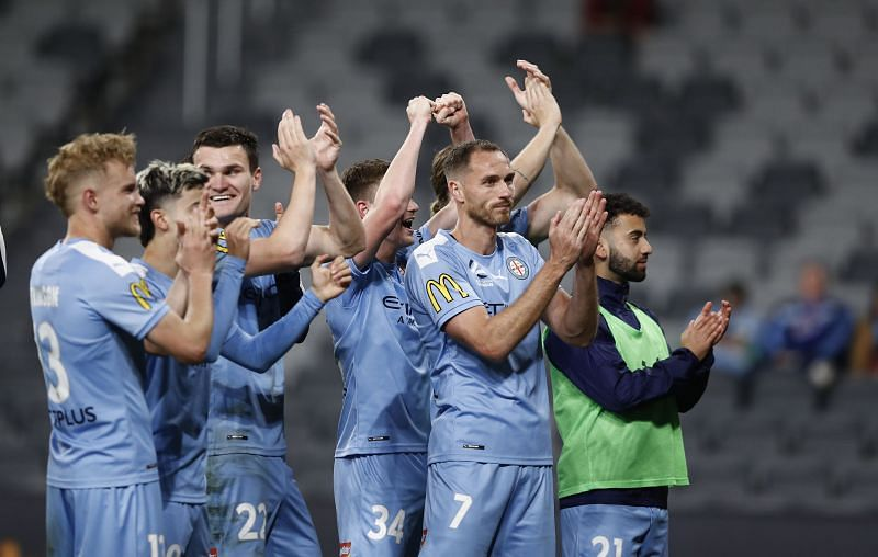 Melbourne City has been excellent this season