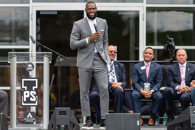 Will LeBron James work with the White House to help resolve racial tensions in the country?