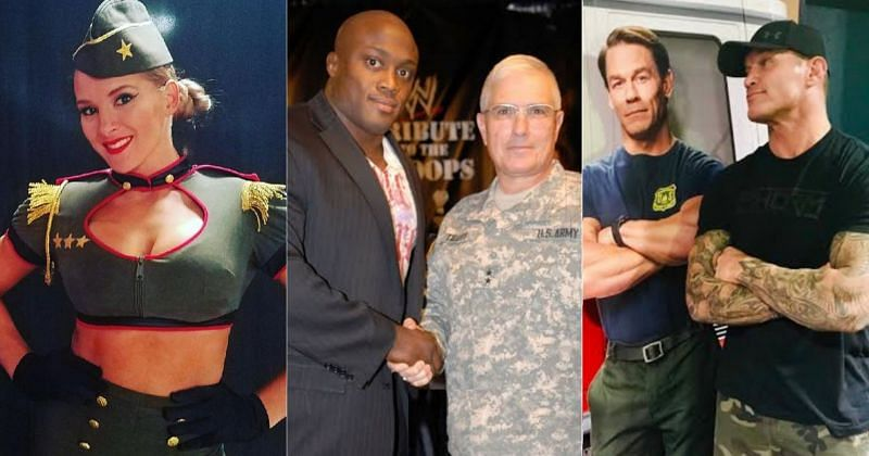 These WWE Superstars served in the military before becoming wrestlers