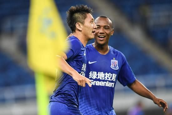 Bi Jinhao is deemed fully fit to play the entire 90 minutes for Shanghai Shenhua