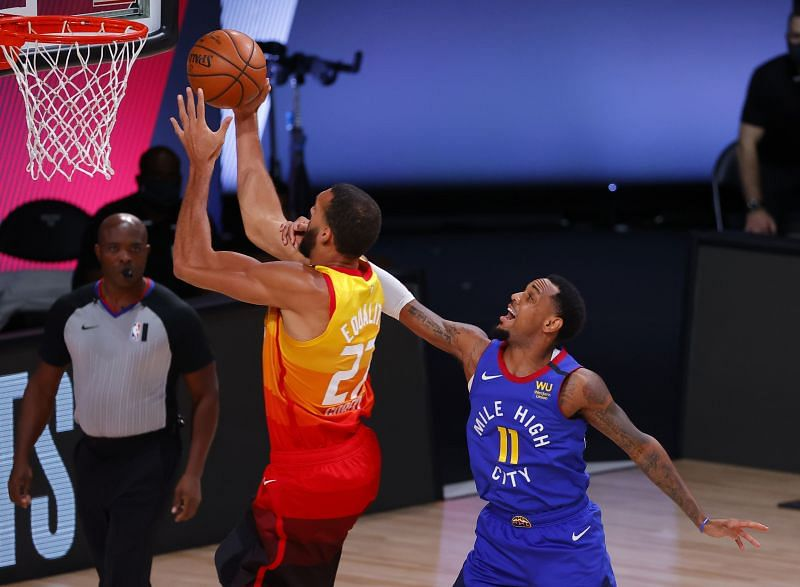 The Utah Jazz were impressive, but ultimately suffered a defeat in Game 6