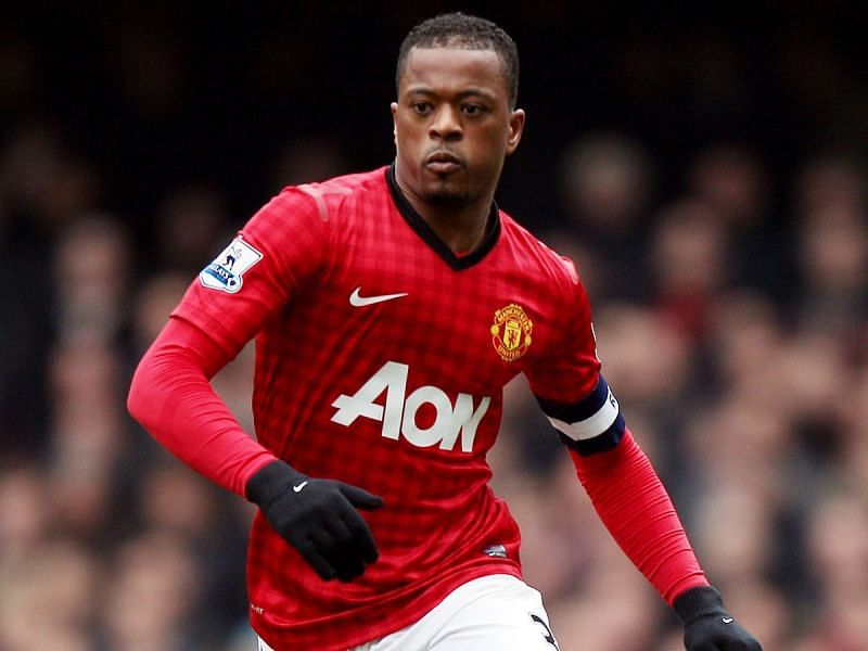 Former Manchester United ace Patrice Evra played a key role in Fernandes