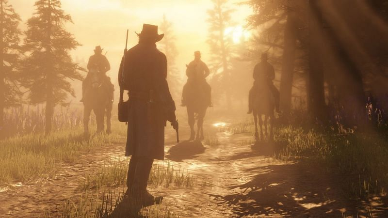 Red Dead Redemption 2 (Image credits: Engadget)