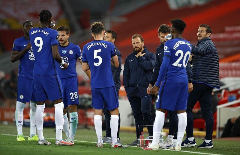 Liverpool FC v Chelsea FC - Premier League Chelsea FC v Wolverhampton Wanderers - Premier League