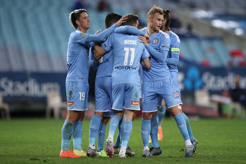 Melbourne City will try to pick up a victory