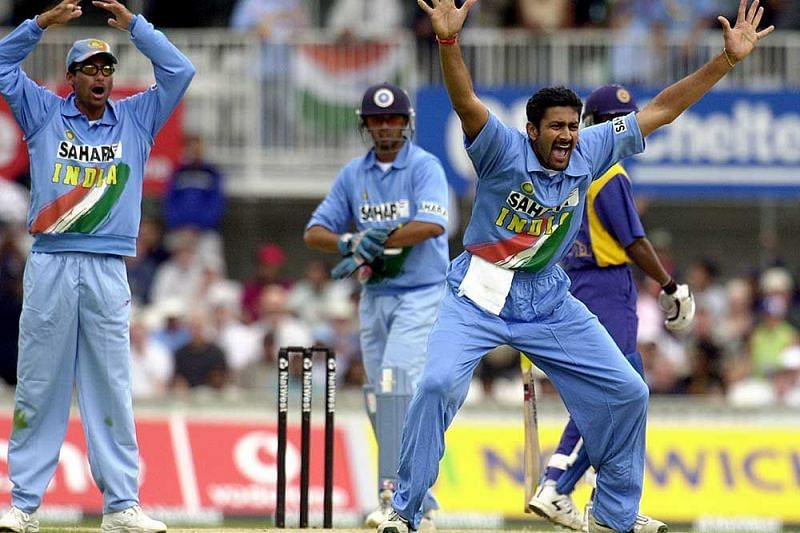 The legendary Anil Kumble led the Indian cricket team in 14 Tests but only 1 One-Day International