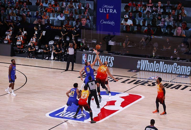 Denver Nuggets v Utah Jazz - Game 6