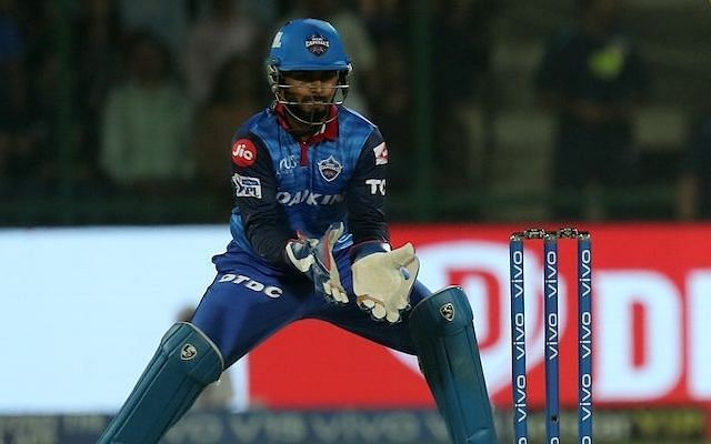 Rishabh Pant has been replaced by KL Rahul as the keeper in India