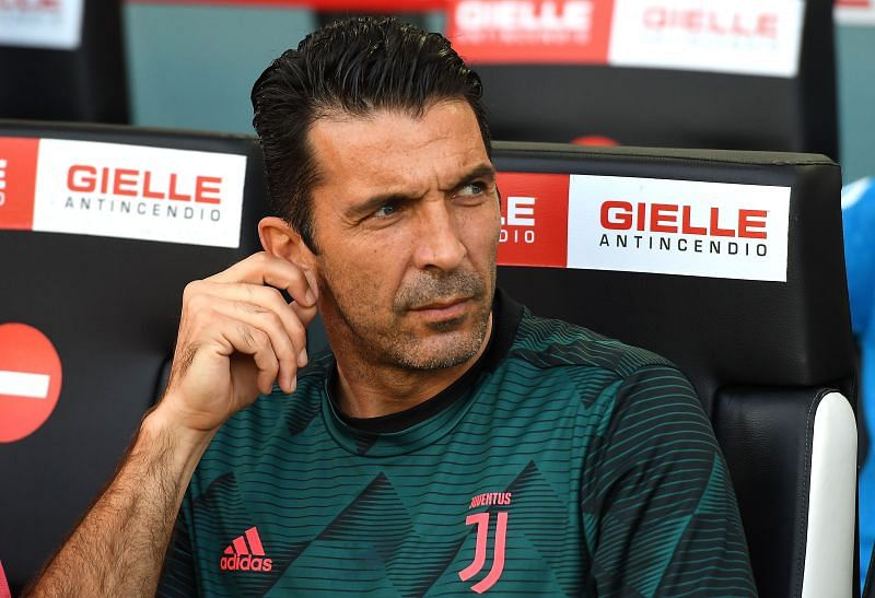 Juventus goalkeeper Gianluigi Buffon is yet to win the Champions League