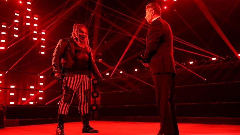 Vince McMahon and The Fiend in WWE