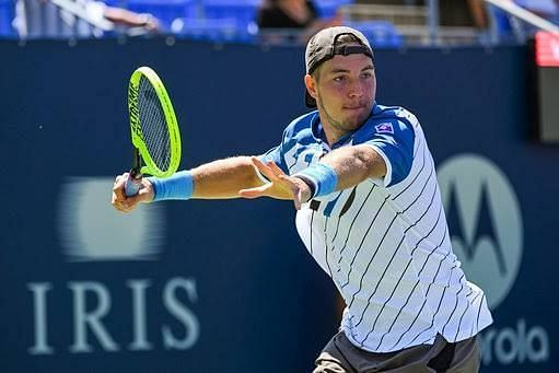 Jan-Lennard Struff faces Pedro Martinez in the first round of the 2020 US Open.