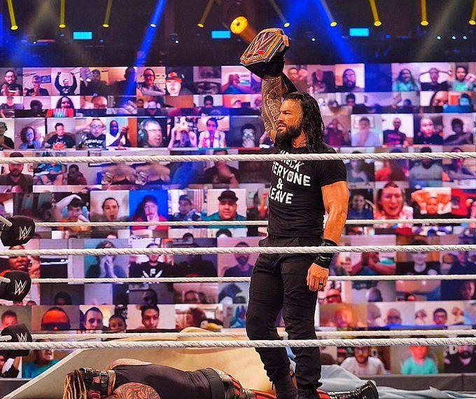 रोमन रेंस ने SummerSlam में की चौंकाने वाली वापसी