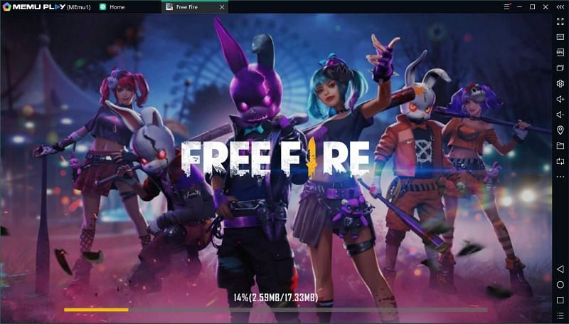 Best emulators to play Free Fire in low-end PCs (Image Credits: MEmu)