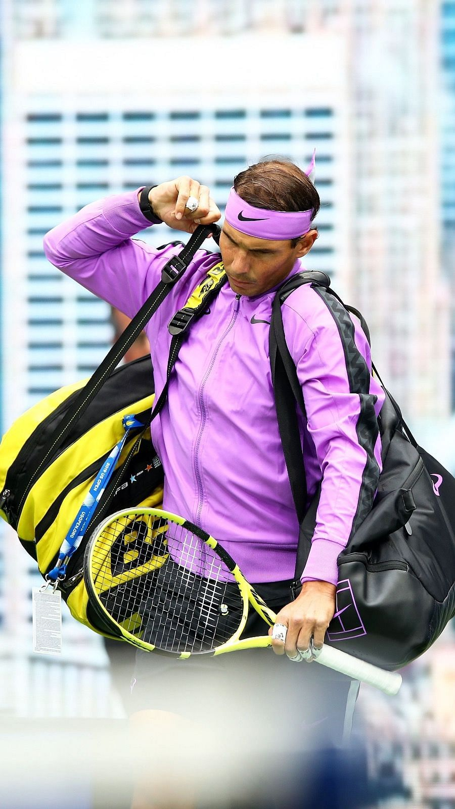 I Don T Think Rafael Nadal S Concern Is Remotely Virus Related Jim Courier On Uso Withdrawal
