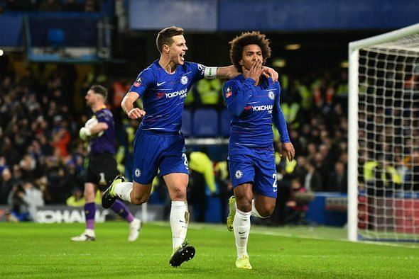 Willian has been a loyal servant to Chelsea since joining from Anzhi Makhachkala seven years back