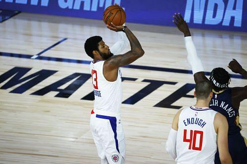 LA Clippers vs New Orleans
