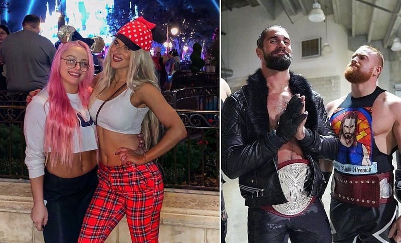 WWE has many options when it comes to bringing Liv Morgan back to WWE TV